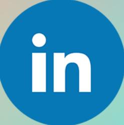 Volg me via social media! LinkedIn